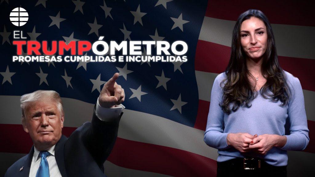 Trumpmetro: وعده های تحقق یافته و تحقق نیافته دونالد ترامپ
