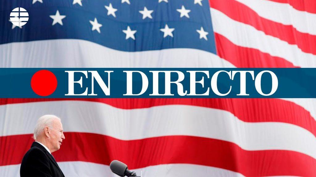 جو بایدن مستقیماً از همان روز به عنوان رئیس جمهور ایالات متحده روی کار می رود