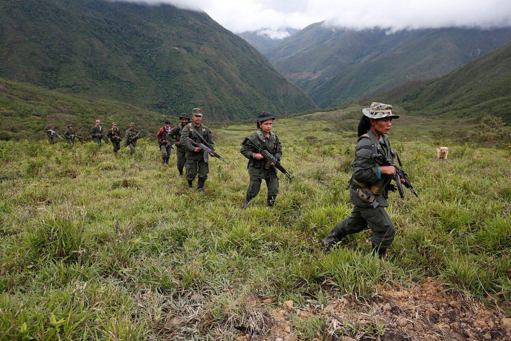 فارك از بازداشت هشت اسیر جنگی ونزوئلائی خبر داد