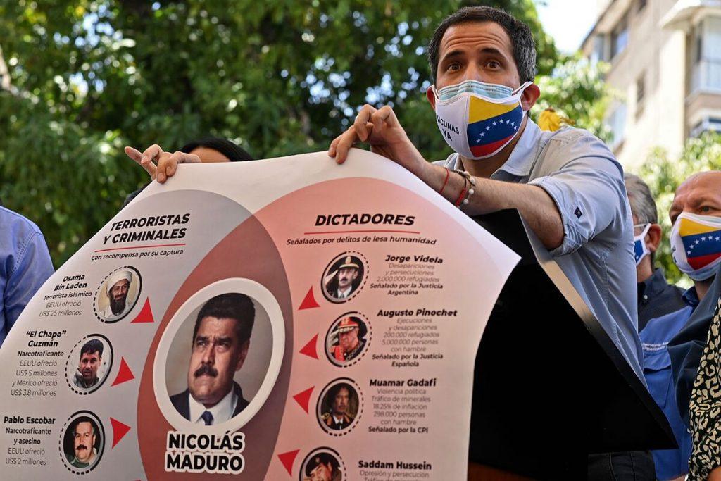 ایالات متحده و اسپانیا از پیشنهاد خوان راهنما پشتیبانی می کنند
