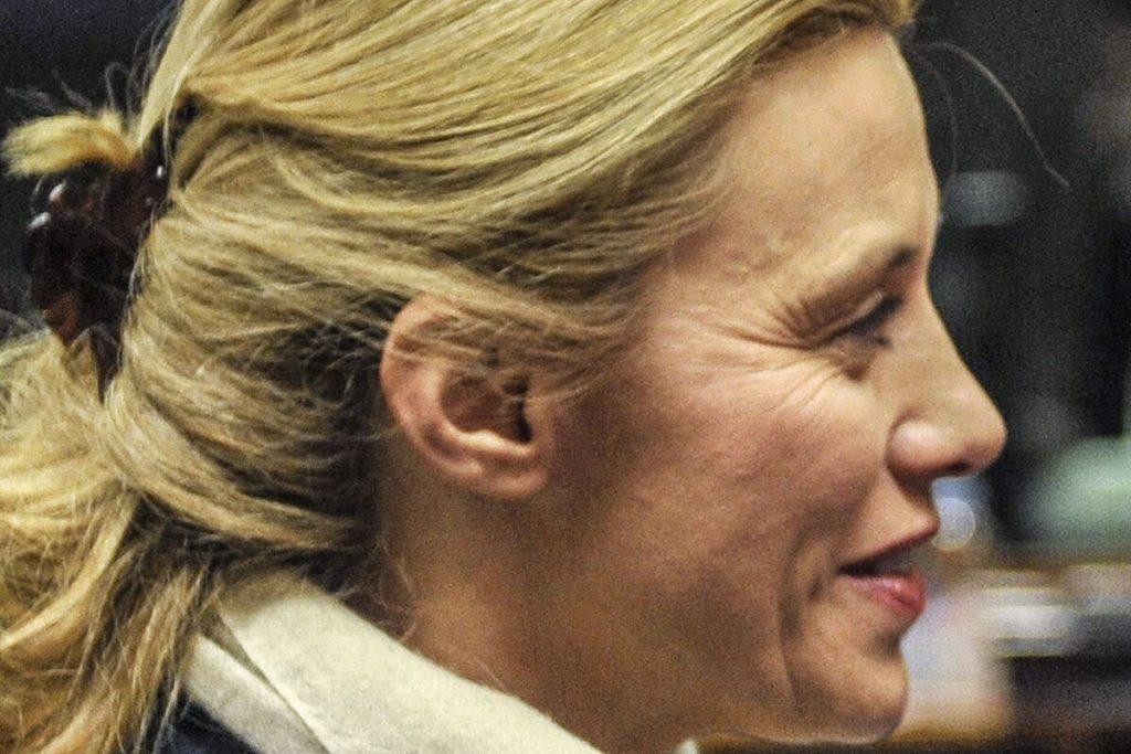 الیزابت بلونی ، به عنوان اولین زن مسئول سرویس های مخفی