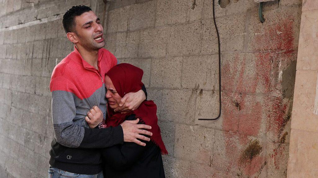 غزه در حمله اسرائیل به مرگبارترین حمله دچار شده است