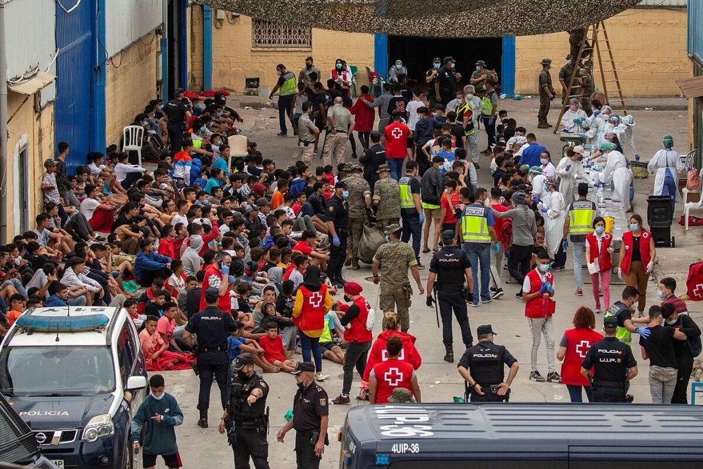 ایالات متحده از اسپانیا و مراکش خواسته است تا برای حل بحران سئوتا همکاری کنند