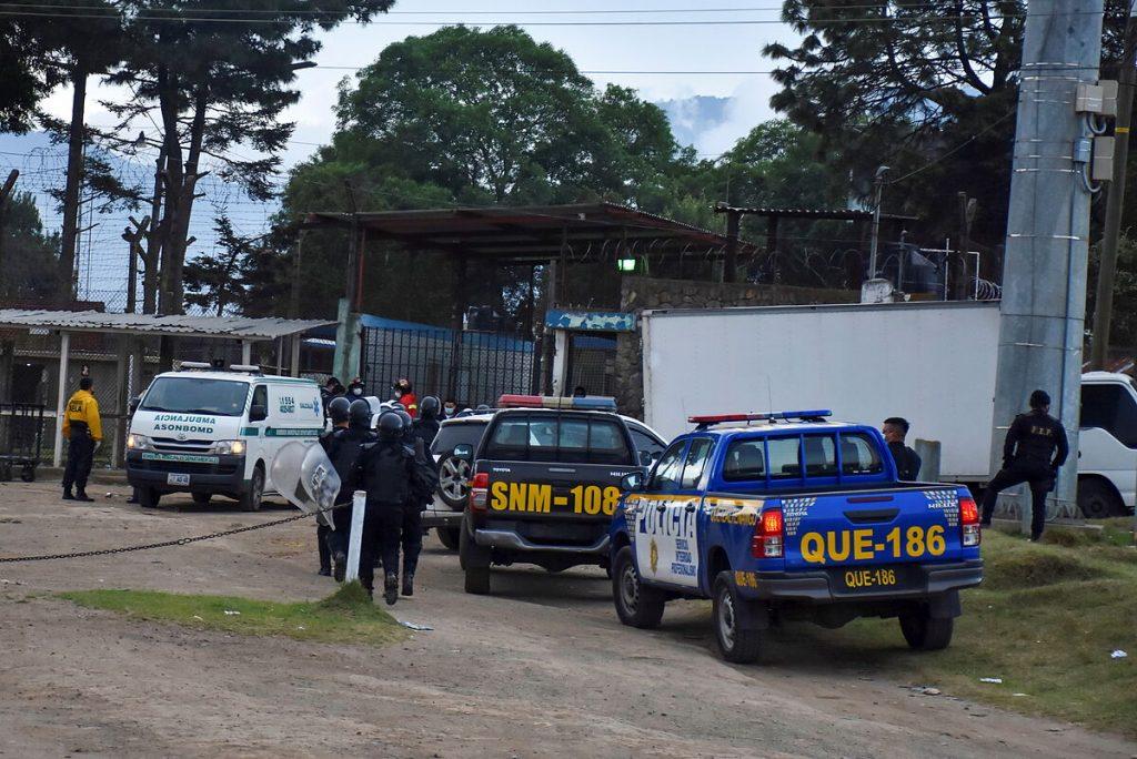 دست کم هفت زندانی در یک درگیری باند در زندان گواتمالا سر بریده شدند
