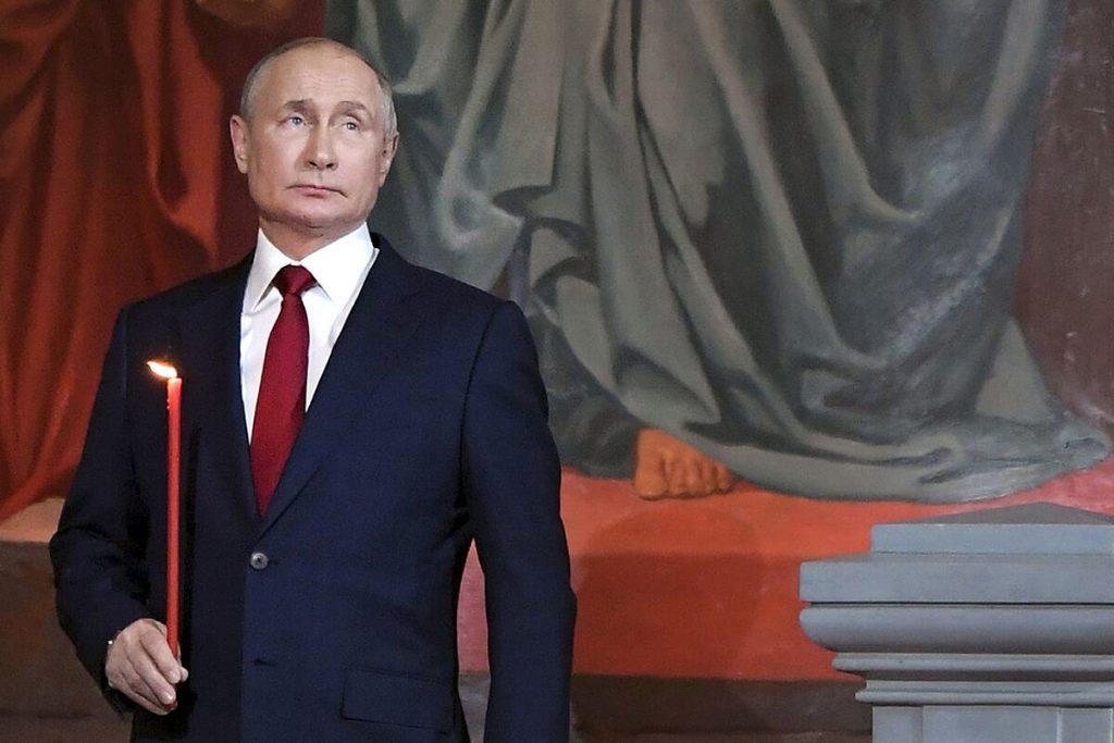 پوتین نقش اتحاد جماهیر شوروی سوسیالیستی را بازیابی می کند