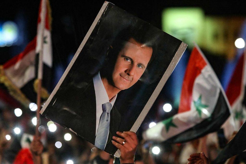 بشار اسد با 95.1٪ آرا انتخابات سوریه را به دست آورد