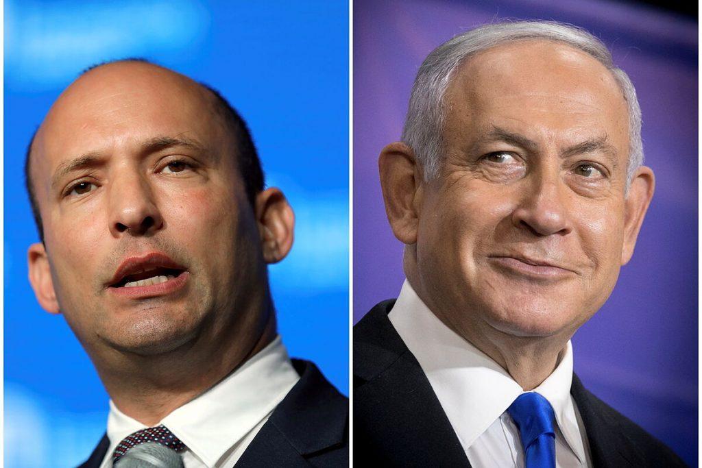 مخالفان اسرائیلی ، یک قدم تا برکناری بنیامین نتانیاهو از قدرت فاصله دارند