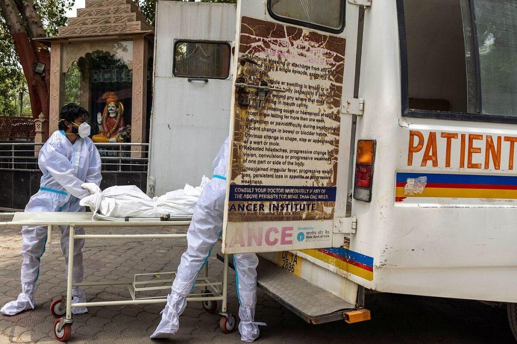 ثبت 6148 مورد مرگ ویروس کرونا در هند هنگام بررسی داده های منطقه ای
