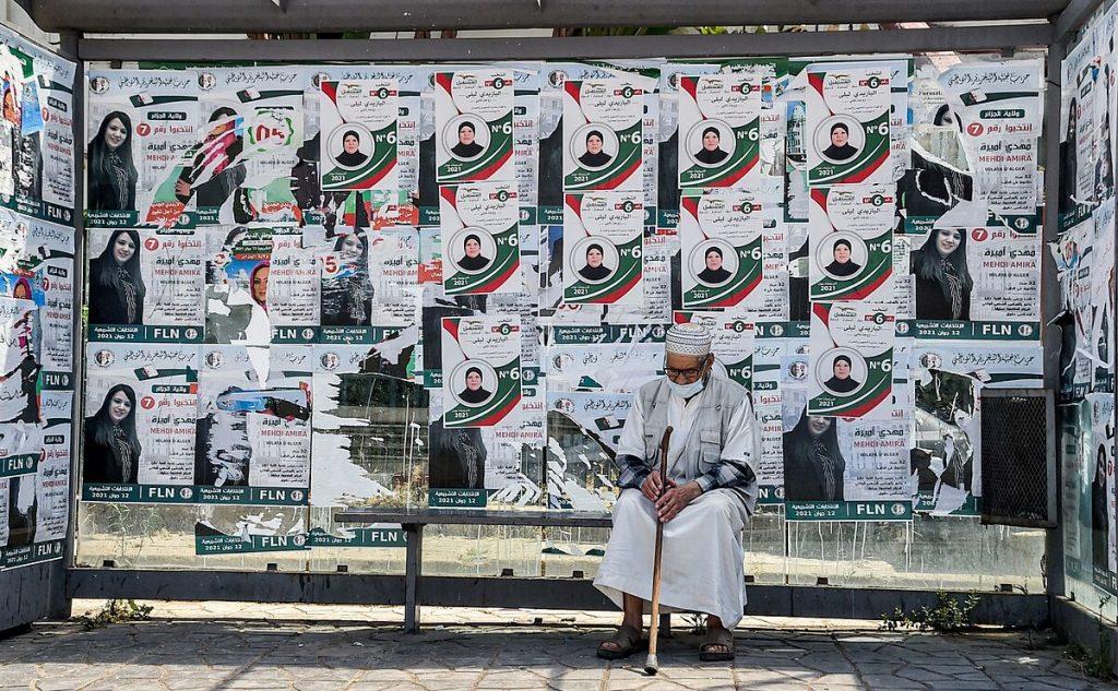 رژیم الجزایر به دنبال تغییر در چرخه پارلمان است