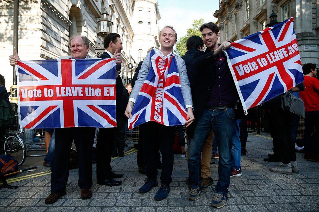 نمایش Brexit پنج ساله است
