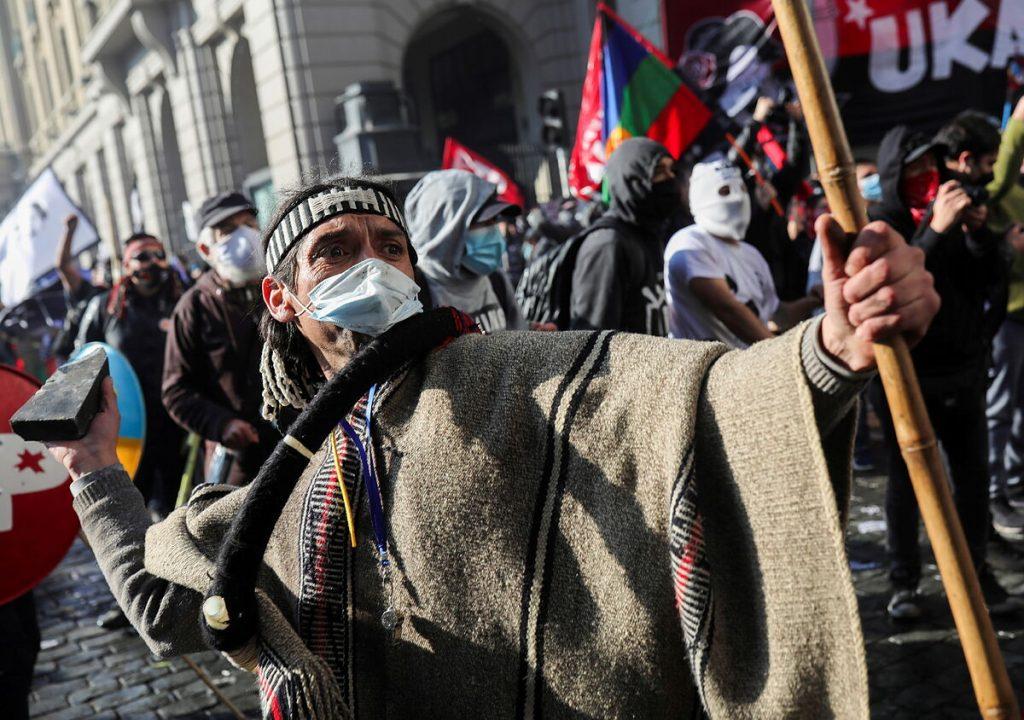 شورش ها و خشونت ها آغاز مجلس مسسان در شیلی را به تأخیر انداخت