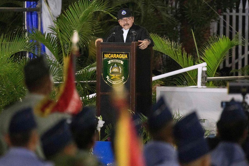 """اورتگا حمله دیپلماتیک خود را علیه دولت """"جعلی و مغرور"""" اسپانیا تکرار کرد"""