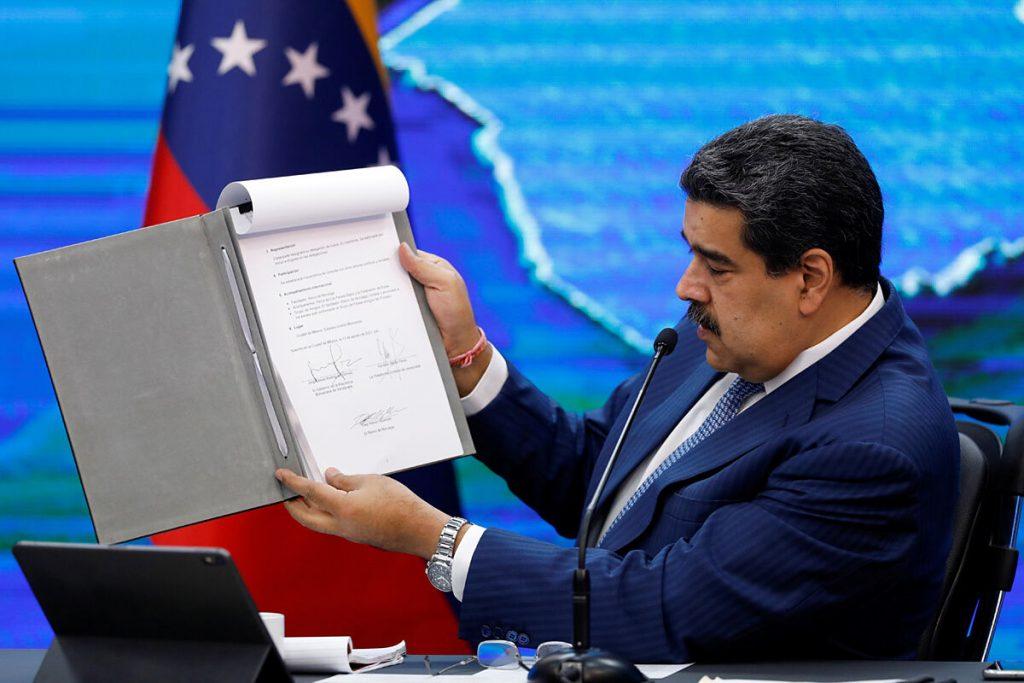 مذاکرات در ونزوئلا: چند کلید