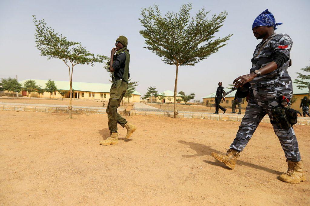 75 دانش آموز ربوده شده در یک مدرسه نیجریه آزاد شدند