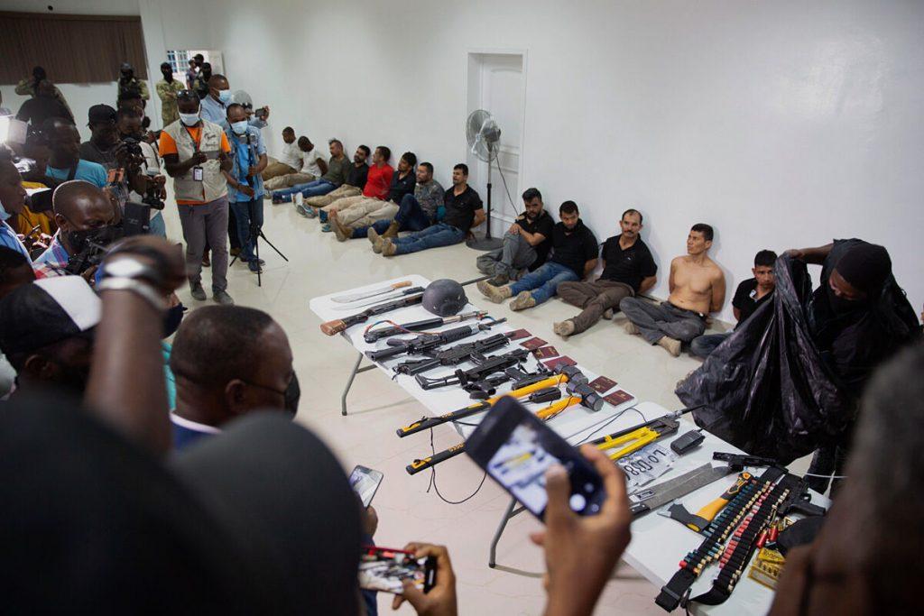"""زندانیان سابق ارتش کلمبیا در هائیتی: """"ما در قرن 21 توسط پلیس شکنجه شدیم"""""""