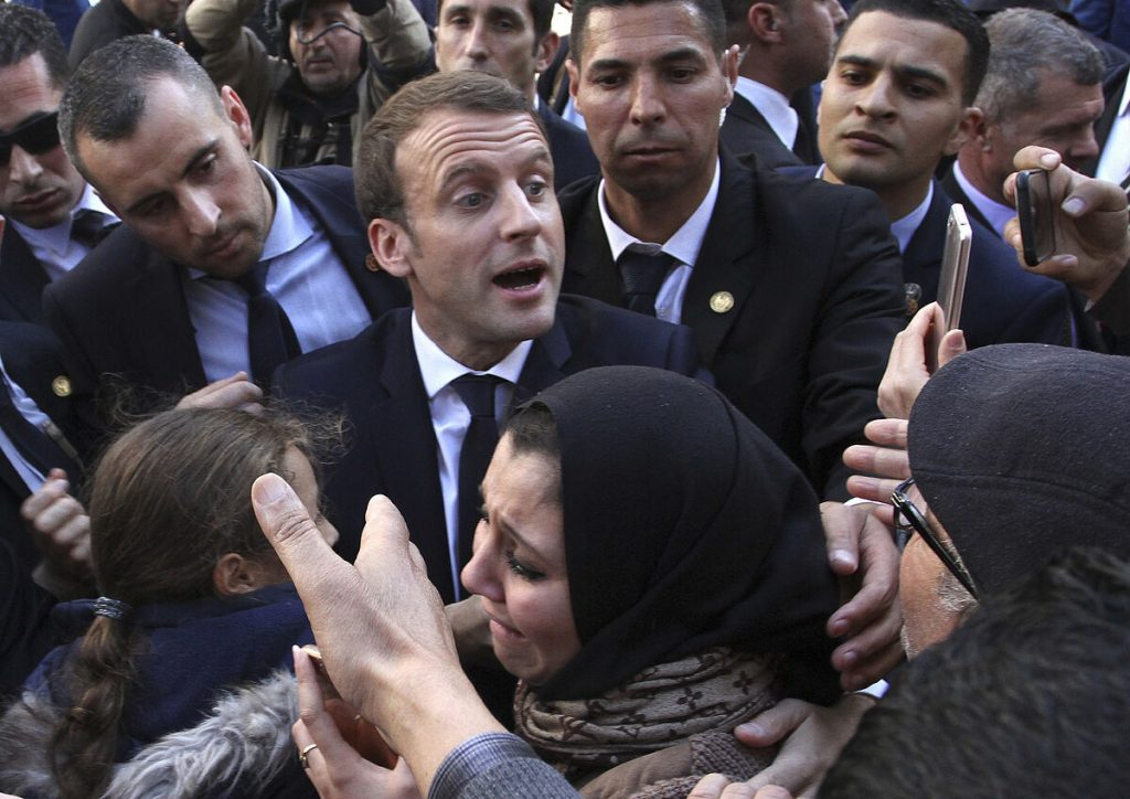 بحران دیپلماتیک بین الجزایر و پاریس به بهانه استعمار و مهاجرت موجود